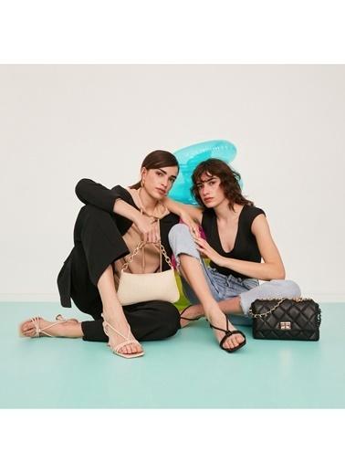 Sole Sisters Topuklu Sandalet Bej - Brielyn Ten